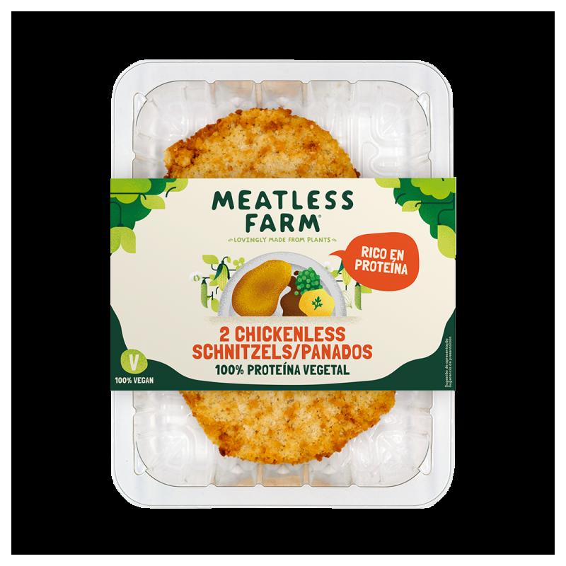 Escalopa 200g Meatless Farm