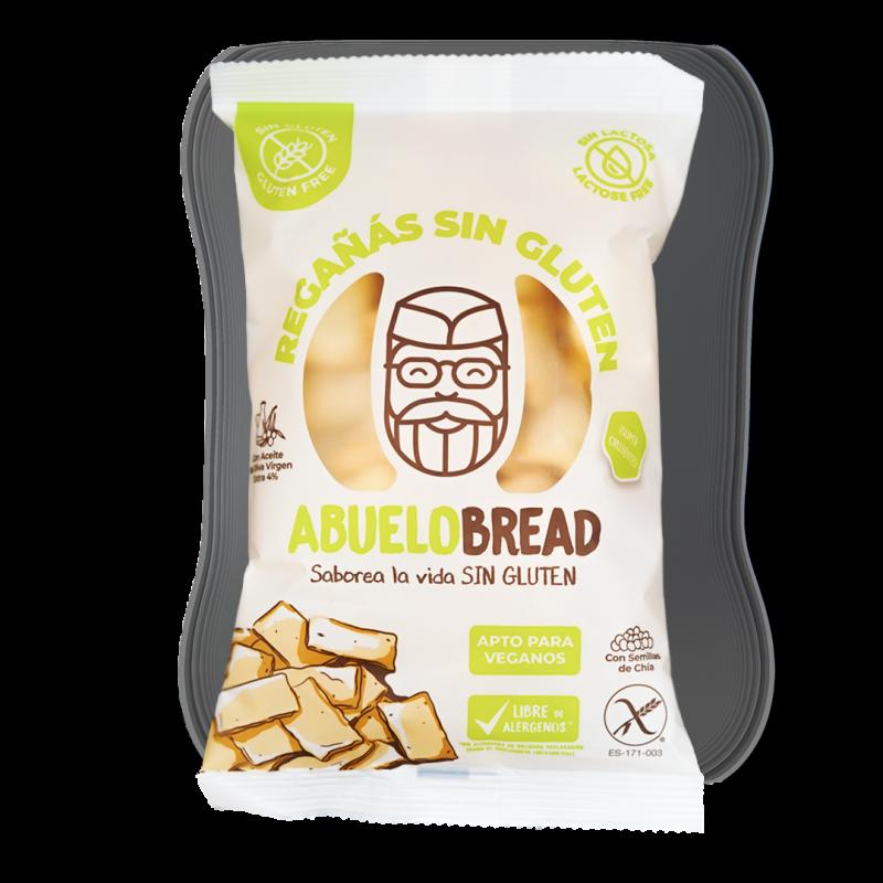 Regañas Sin Gluten 50g Abuelo Bread