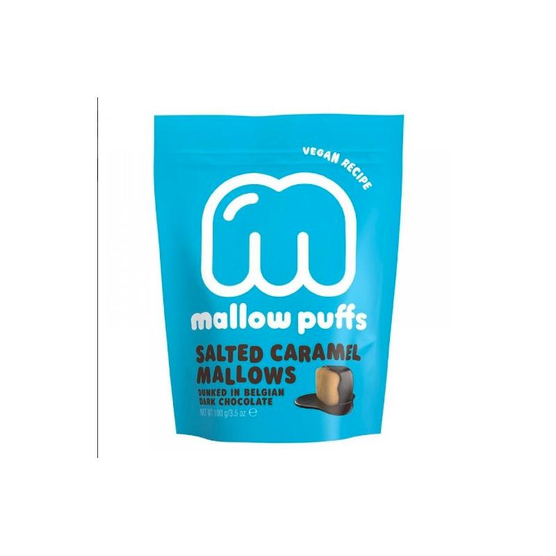 Caramelo Salado Choco 100g Mallows Puff