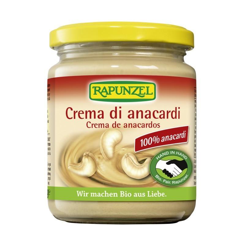 Crema Anacardos 250g Rapunzel