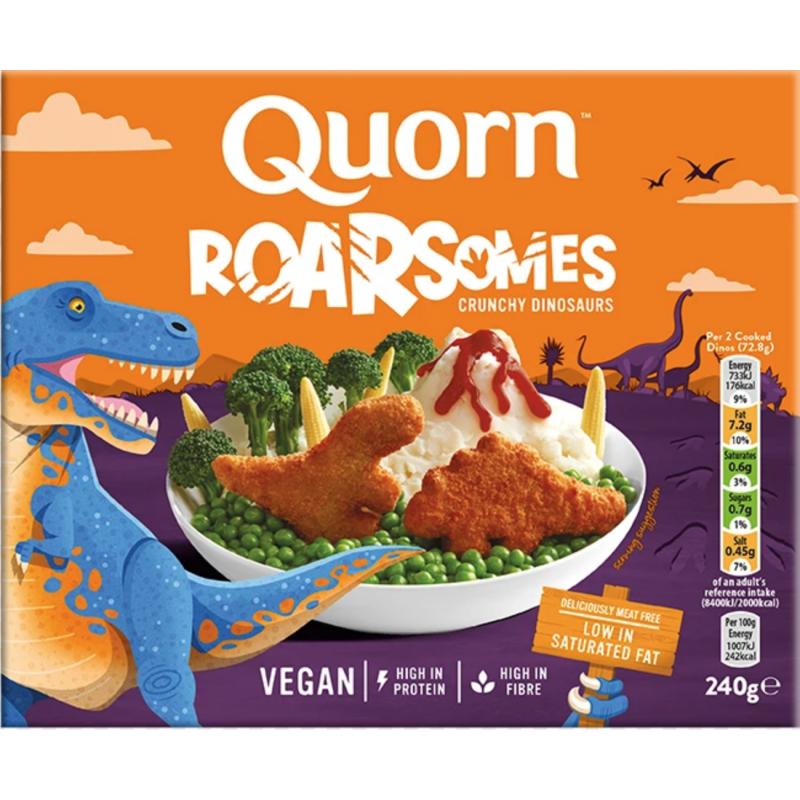 Dino Nuggets Quorn