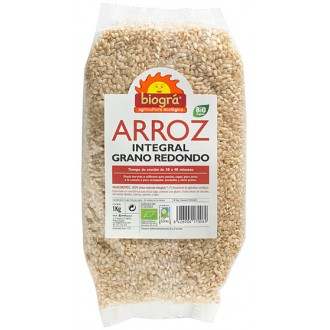 ARROZ INTEGRAL REDONDO 1Kg