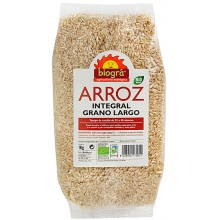 Arroz Integral Largo 1kg