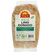 Semillas Lino Dorado 500g Biográ