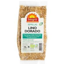 Lino Dorado 250g Biográ