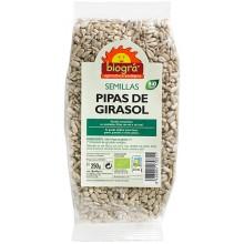 Pipas Girasol 250g Biográ