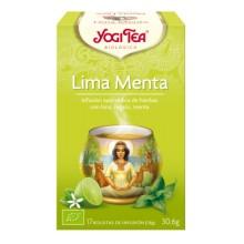 Lima y Menta Yogi Tea
