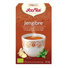 Yogi tea jengibre