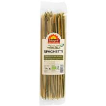 Espagueti Verduras Tricolor