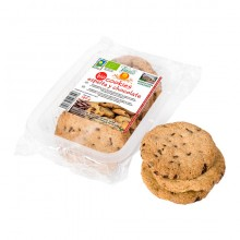 Cookies espelta y chocolate